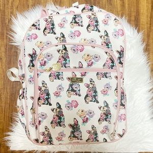 Betsey Johnson | French bulldog backpack